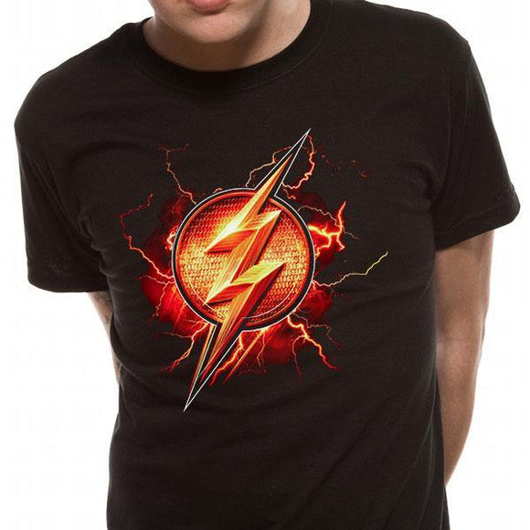 T-Shirt - Flash - Justice League Movie - Flash