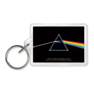Portachiavi - Pink Floyd - Dark Side Of The Moon
