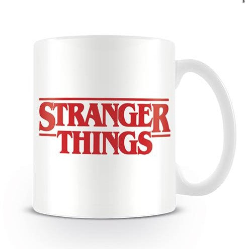 Tazza - Stranger Things - Logo