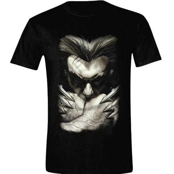 T-Shirt - Wolverine - Claws