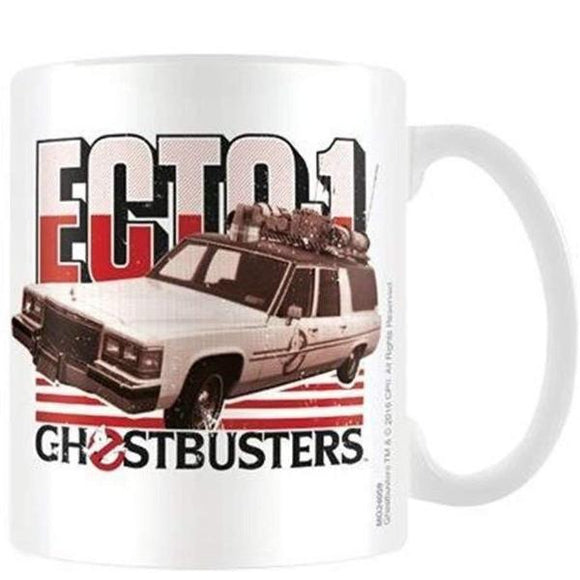 Tazza - Ghostbusters 3 (Ecto-1)
