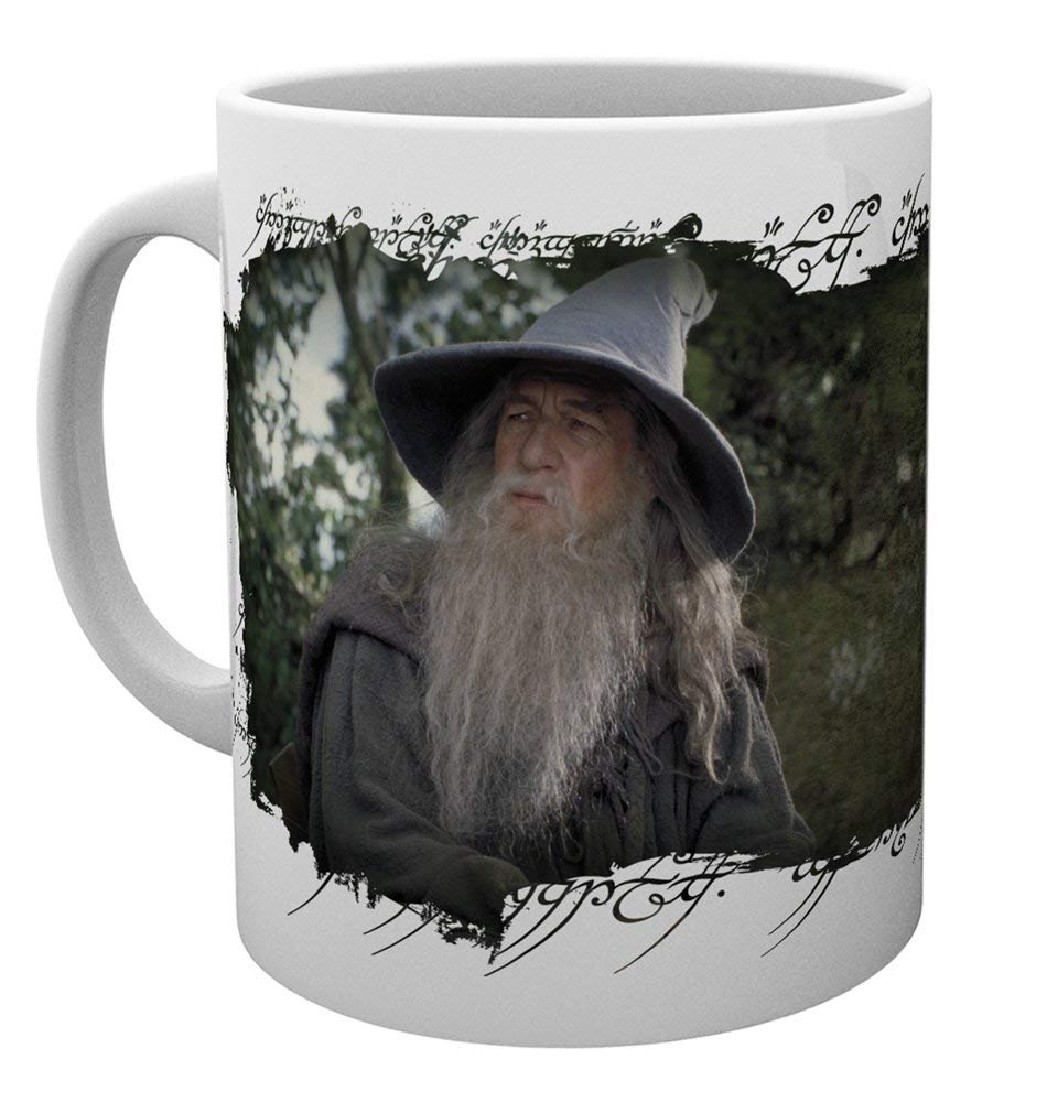 Tazza - Lord Of The Rings - Gandalf