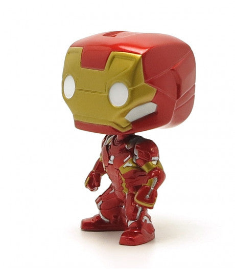 FUNKO POP - CIVIL WAR - 126 IRON MAN 10 CM