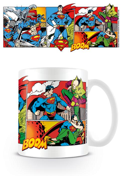 Tazza - Superman Comic