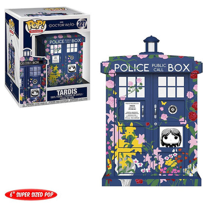 Funko Pop - DOCTOR WHO - TARDIS - CLARA MEMORIAL
