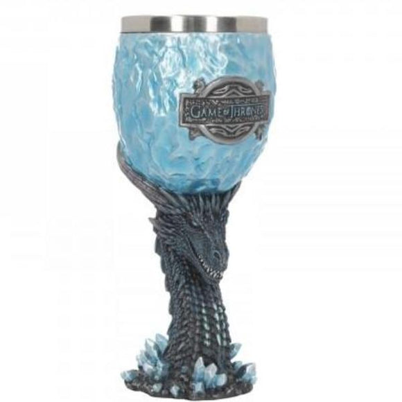 Bicchiere - Game Of Thrones - Viserion White Walker