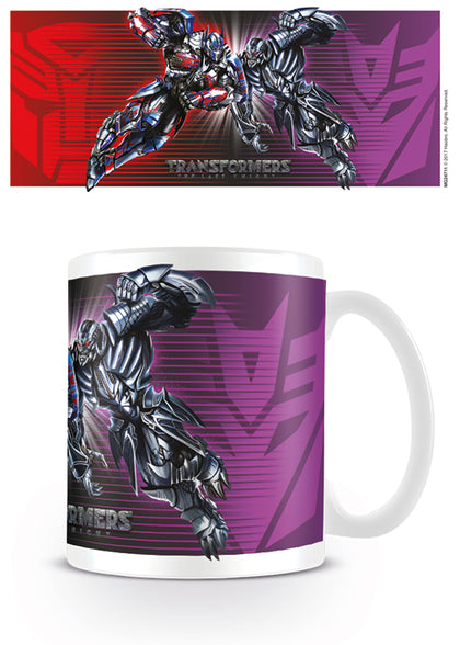 Tazza - Transformers - The Last Knight - Clash