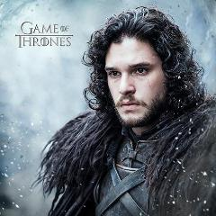 Poster - Game Of Thrones - Jon Snow