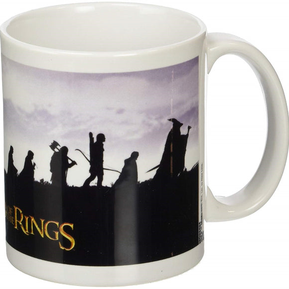 Tazza - Lord Of The Rings - The Fellowship