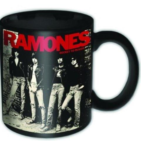 Tazza - Ramones - Rocket To Russia