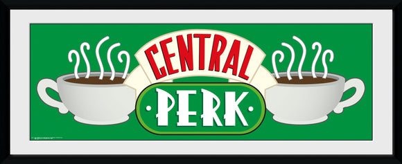 Quadro - Stampa in cornice - Friends - Central Perk