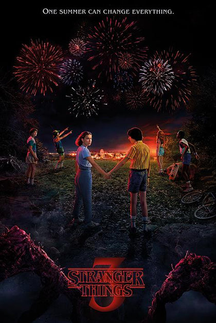 Poster - Stranger Things (One Summer) Maxi Poster