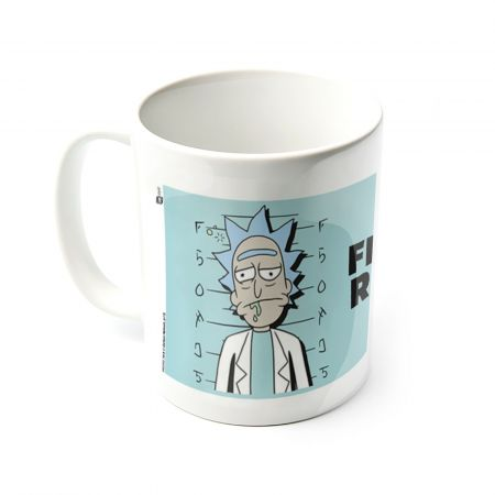Tazza - Rick And Morty - Free Rick