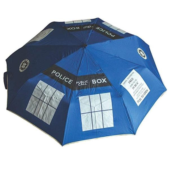 Ombrello - Doctor Who - Tardis