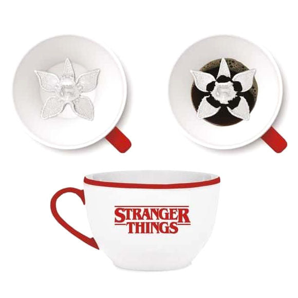 Tazza 3D - Stranger Things (Demogorgon) Hidden Feature Mug