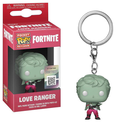Portachiavi - Funko Pocket Pop - Fortnite - Love Ranger