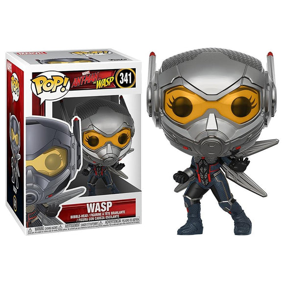 POP FUNKO - ANT-MAN & THE WASP - (341) WASP