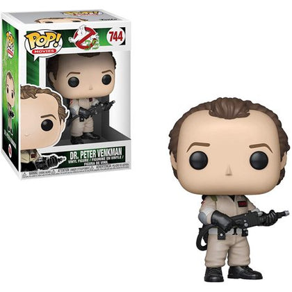 FUNKO POP - GHOSTBUSTERS - 744 DR.PETER VENKMAN