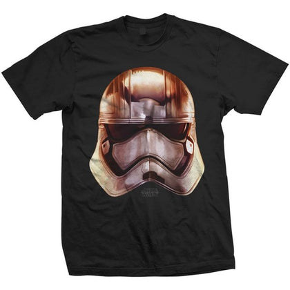 T-Shirt - Star Wars - Phasma Big Head