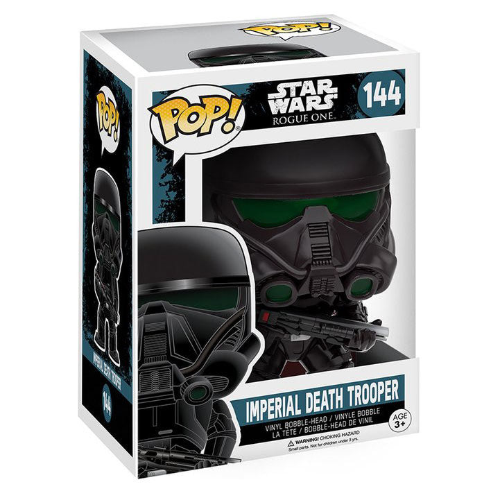 Funko POP - Star Wars - Rogue I - Imperial Death Trooper (144)