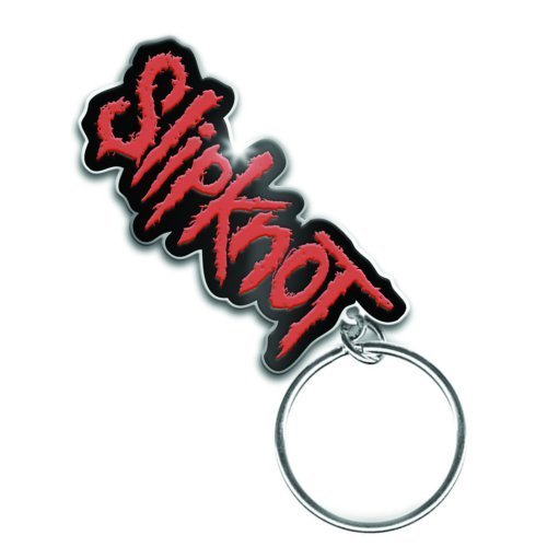 Portachiavi - Slipknot - Logo Red