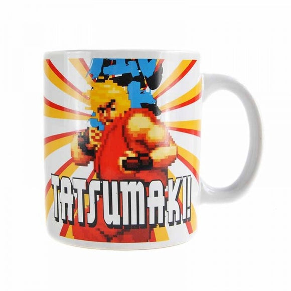 Tazza - Street Fighter -  Ken