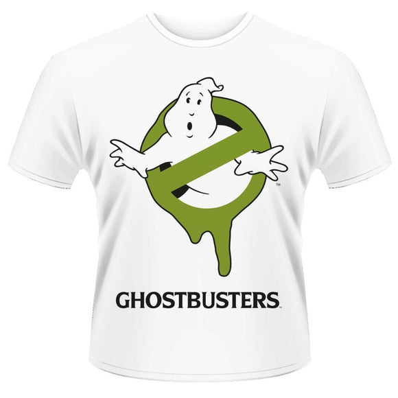 T-Shirt - Ghostbusters - Logo Slime