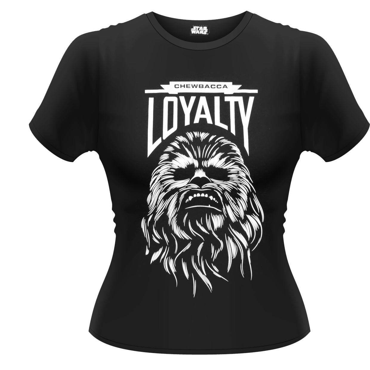 T-Shirt - Star Wars - The Force Awakens - Chewbacca Loyalty