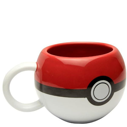 Tazza Sagomata - Pokemon - (3D) Pokeball