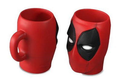 Tazza Sagomata - Marvel - Deadpool 3D Sculpted Mug