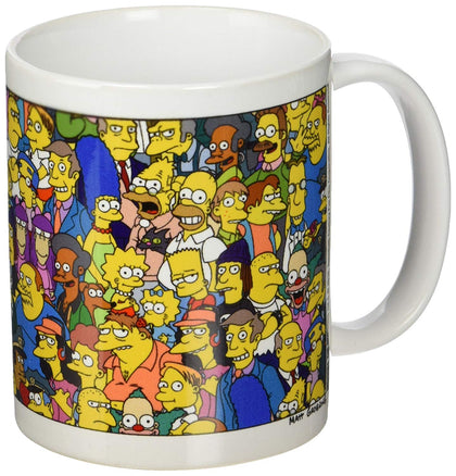 Tazza - Simpsons - Personaggi