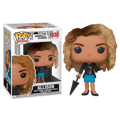 FUNKO POP - THE UMBRELLA ACADEMY - ALLISON (930)