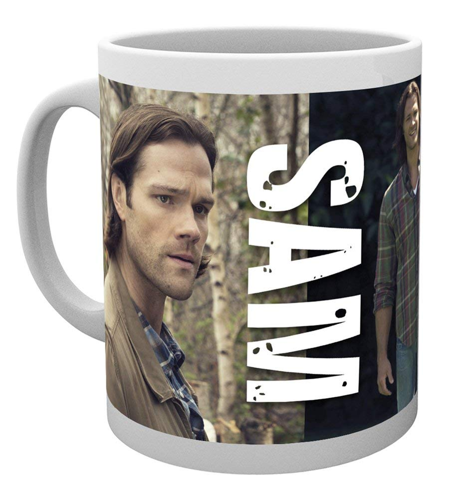 Tazza - Supernatural - Sam