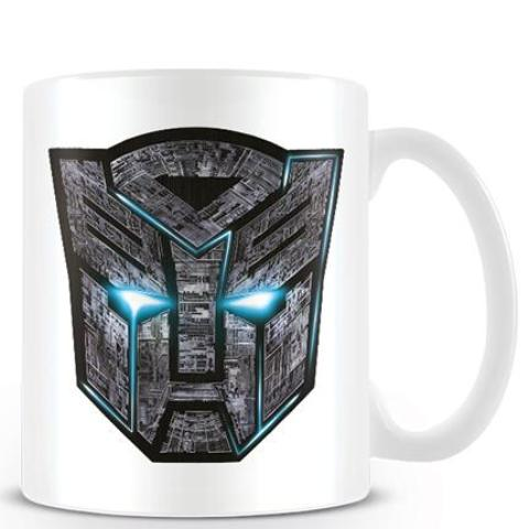 Tazza - Transformers - The Last Knight Autobot Logo