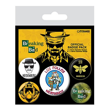 Badge - Breaking Bad - Los Pollos Hermanos