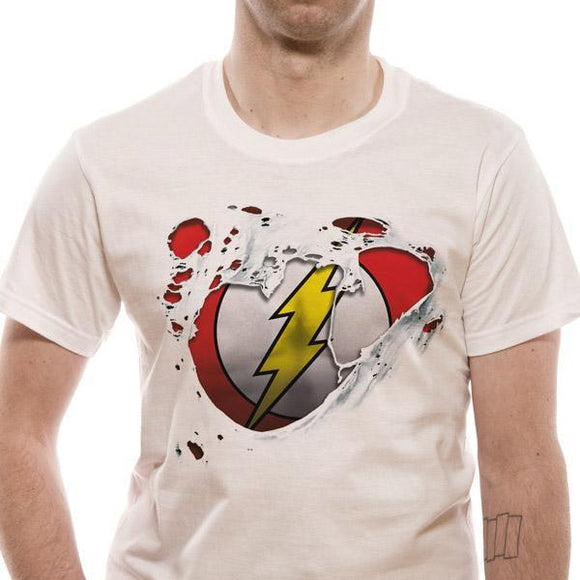 T-Shirt - Flash - Torn Logo