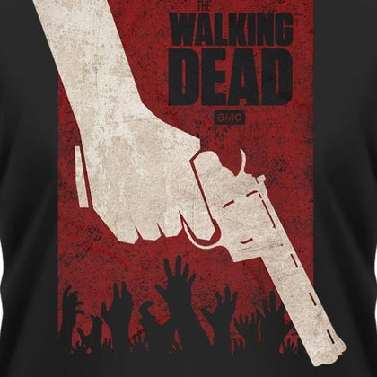 T-Shirt - Walking Dead - Revolver