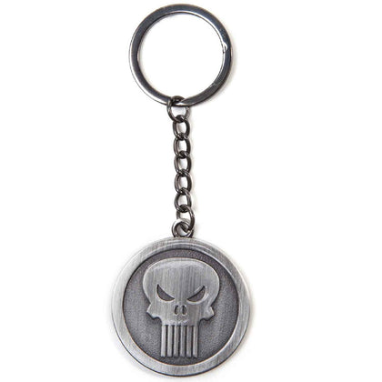 Portachiavi - Marvel - Punisher Silver