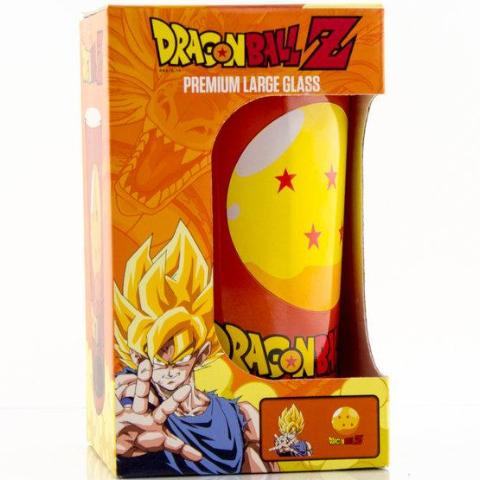 Bicchiere - Dragon Ball Z - Dragon Ball Wrap