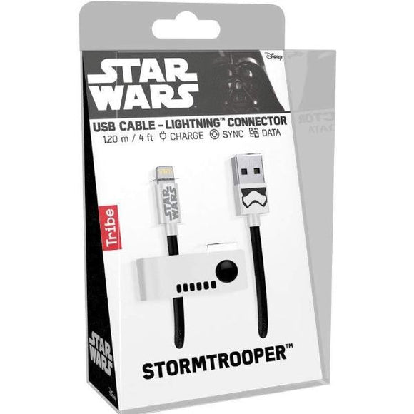 Cavo USB - Tribe - Star Wars - Stormtrooper - Apple iPhone