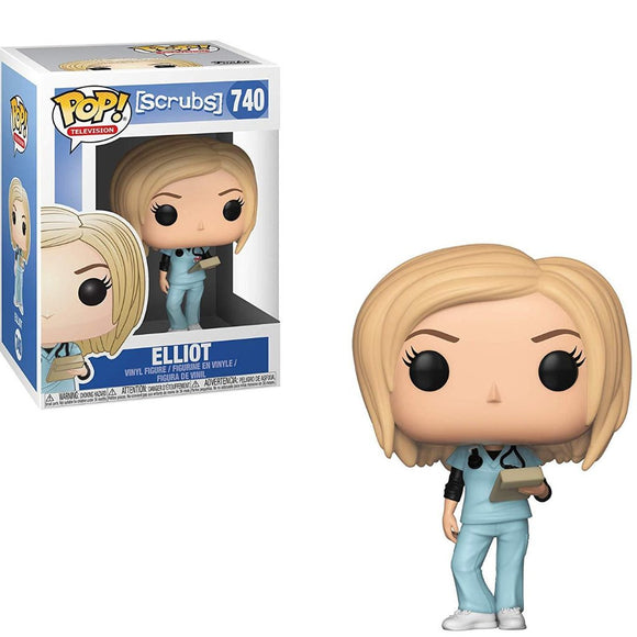 Funko Pop - SCRUBS - (740) ELLIOT