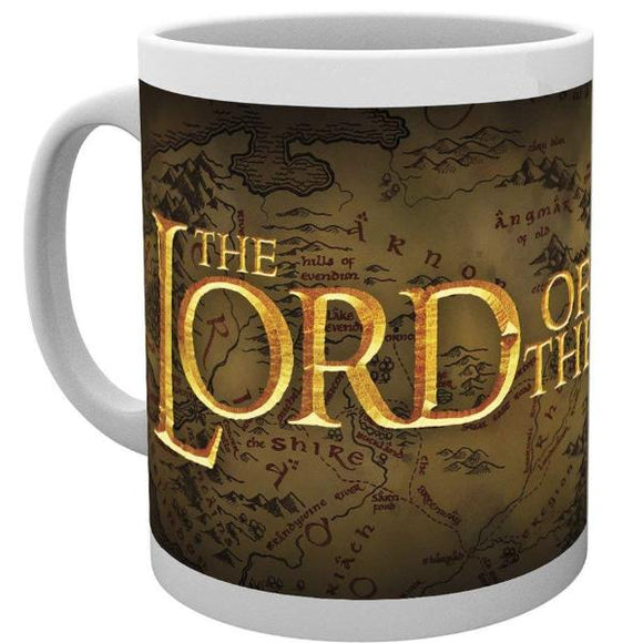 Tazza - Lord Of The Rings - Logo