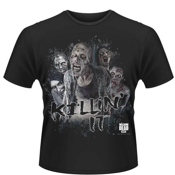 T-Shirt - Walking Dead - Killin It