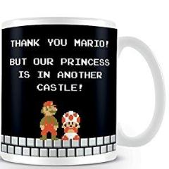 Tazza - Nintendo - Super Mario - Another Castle