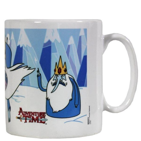 Tazza - Adventure Time - Ice King