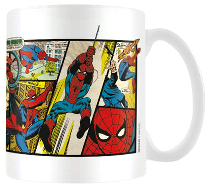Tazza - Marvel - Spider-Man Panels