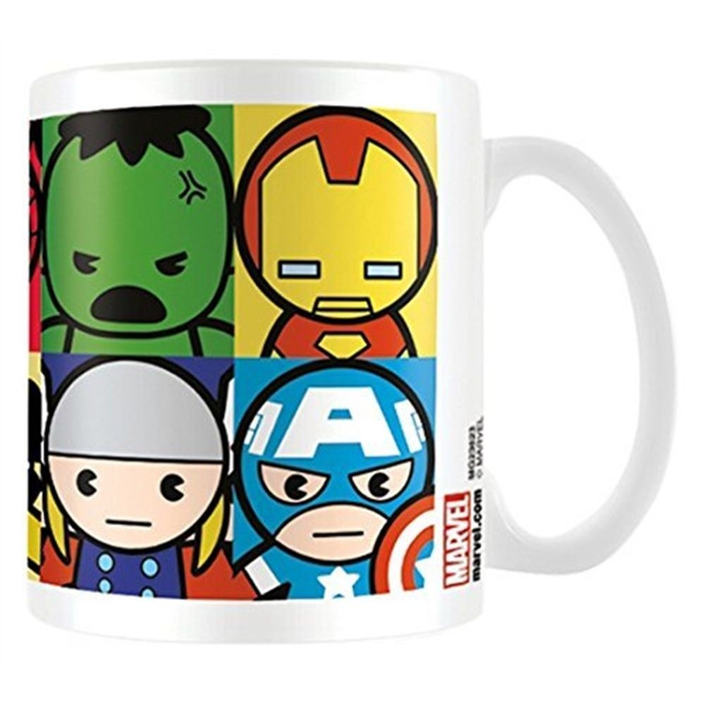 Tazza - Marvel Kawaii (Personaggi)