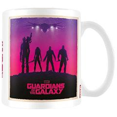 Tazza - Guardians Of The Galaxy - Ship