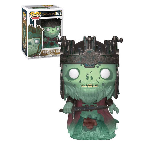 FUNKO POP - THE LORD OF THE RINGS - 633 DUNHARROW KING