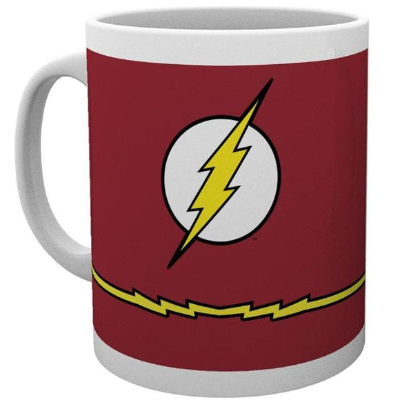 Tazza - Dc Comics - Flash Costume